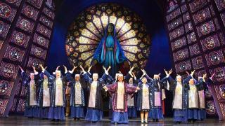 musical «SISTER ACT» à Berlin