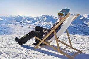 Vacances de ski au printemps