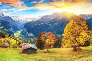 Herbstferien in der Schweiz