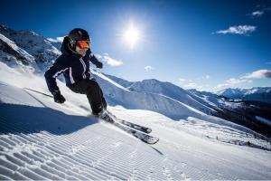 © Kaunertaler Gletscherbahnen - Daniel Zangerl | Kaunertal Tirol Winter Skifahren Panorama ALDI SUISSE TOURS