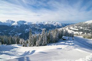 Skigebiet Silvretta Montafon Winter Schnee Sonne ALDI SUISSE TOURS