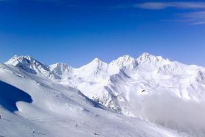 Serfaus Winter Schnee Sonne Berge ALDI SUISSE TOURS