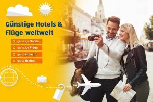 30´000 weitere Hotels bei TRAVEL FINDER