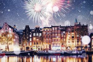 Silvester in Amsterdam - Flight only