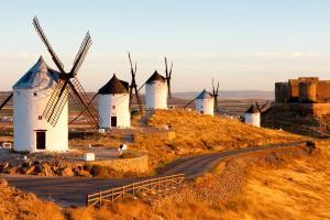 Mittelspanien & La Mancha - Rundreise