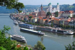 Randonnée à vélo au bord du Danube: Passau - Vienne