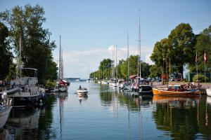Unterwegs im Land der Inga Lindström - Sternfahrt Schweden