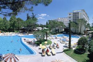 Hotel Bristol Buja, Abano Terme