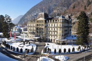 Lindner Grand Hotel Beau Rivage, Interlaken