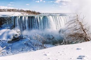 Toronto & Niagara-Fälle - City-Trip & Christmas-Shopping