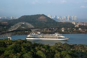 Durch den Panamakanal - City-Trip & Kreuzfahrt
