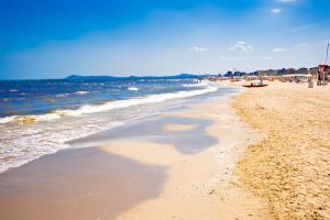 Rimini Adria Italien Strand Meer
