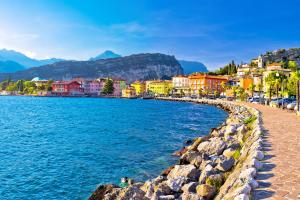 Gardasee Italien