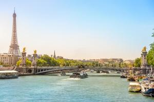 Mit dem TGV nach Paris