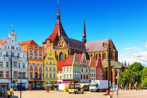 Città anseatica di Rostock