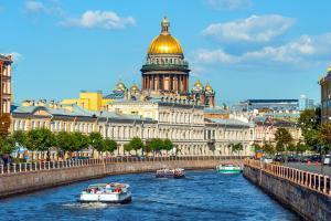 Russland - Flusskreuzfahrt