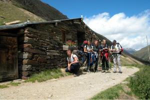 Alpenüberquerung «Innsbruck - Meran» - Wanderreise