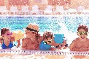 Baden Urlaub Familie Pool Ferien All Inclusive ALDI SUISSE TOURS