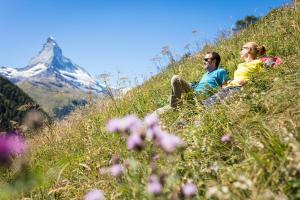 Täsch bei Zermatt