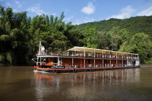 Bangkok, River-Kwai-Cruise & Phuket