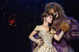 München - Musical Disney DIE SCHÖNE UND DAS BIEST