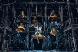 Stuttgart - Musical Disneys DER GLÖCKNER VON NOTRE DAME