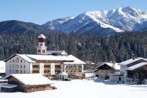 Leutasch bei Seefeld in Tirol