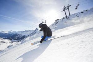 Galtür bei Ischgl - Skiopening