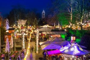 Munich - Marché de Noël de Schwabing