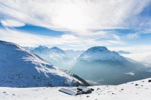 Bever près de Saint-Moritz