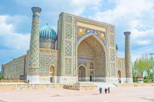 Usbekistan - Rundreise