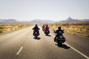 Route 66 West - Motorrad-Rundreise