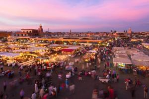Marocco - città imperiali, oasi e deserto