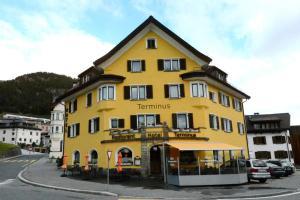 Samedan bei St. Moritz