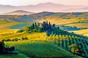 Toscane -  voyage en autocar