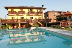 Hotel Romantic, Cavaion Veronese
