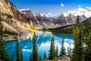 Canada - circuit en camping-car