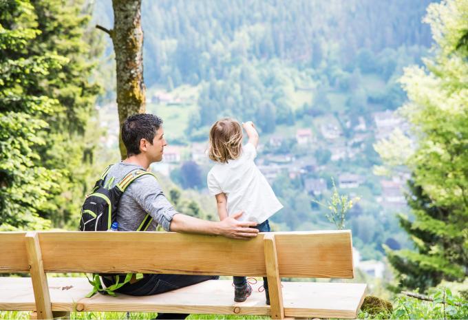 Single mit kind reisen schwarzwald