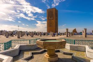 Maroc - circuit & baignade