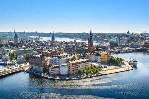 Stockholm - croisière sur l'archipel et séjour citadin