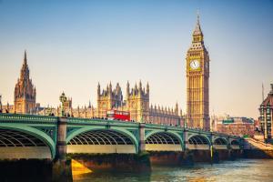 London - Konzertreise