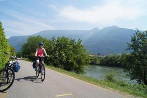 Von den Alpen in den Süden - Velotour
