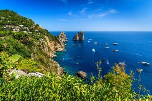 Golfo di Napoli - avventura