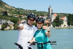 Entlang der Donau - Velotour