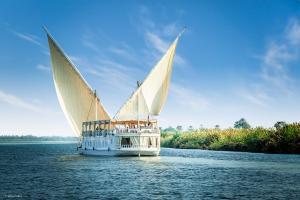 Voile sur le Nil - Croisière en voilier