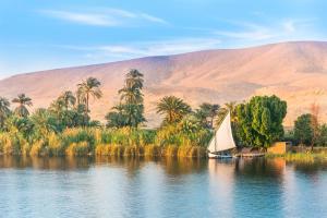 Ägypten - Nilkreuzfahrt und Baden