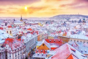 Advent in Prag - Carreise