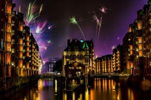 Capodanno a Amburgo