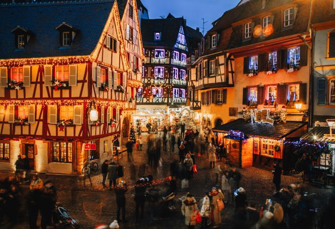 Colmar Weihnachtsmarkt.Weihnachtsmarkt Colmar Tagesfahrt Aldi Suisse Tours