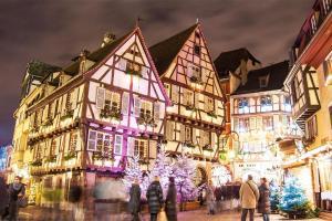 Weihnachtsmarkt Colmar - Tagesfahrt